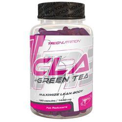 TREC CLA + Green Tea 1440mg 180 Kaps