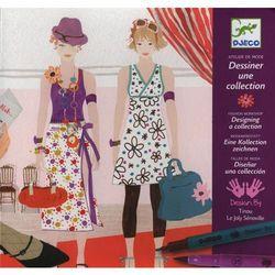 Zestaw artystyczny Kolekcja mody