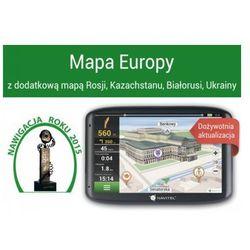 Navitel E500 EUROPA + pełna mapa Rosji, Ukrainy, Białorusi, Kazachstanu - dozywotnia aktualizacja DARMOWA DOSTAWA DO 400 SALONÓW !!