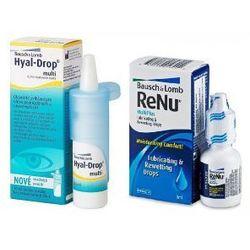 Hyal Drop® multi 10ml + ReNu MultiPlus 8ml