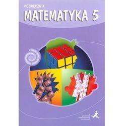 Matematyka Z Plusem 5 Podręcznik (opr. miękka)