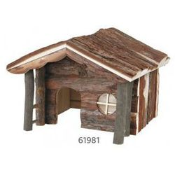 Domek dla gryzoni drewniany Knut Rozmiar:30 × 22 × 30 cm