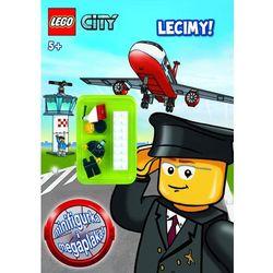 LEGO® City. Lecimy! + FIGURKA (opr. miękka)