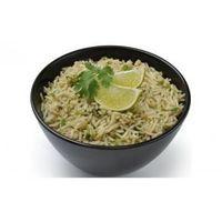 Ryż z limonką i kolendrą
