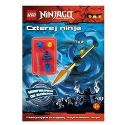 Lego Ninjago Czterej ninja