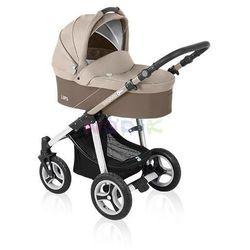 Wózek wielofunkcyjny Lupo Baby Design (beżowy)