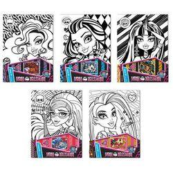 Monster High, podobrazie z nadrukiem