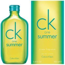Calvin Klein CK One Summer 2014 EDT Unisex 100 ml