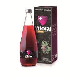 Vitotal dla Mężczyzn syrop 750 gramów - wspomaga pamięć i koncentrację Kurier: 13.75, odbiór osobisty: GRATIS!