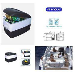 NVOX Lodówka samochodowa sprężarkowa 40L, kompresor, 12V 230V DARMOWA DOSTAWA DO 400 SALONÓW !!