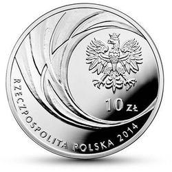 Srebrna moneta z okazji Kanonizacji Jana Pawła II - 10 zł- Wysyłka 24 h!