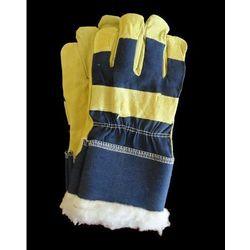 Rękawice robocze ocieplane (02021)
