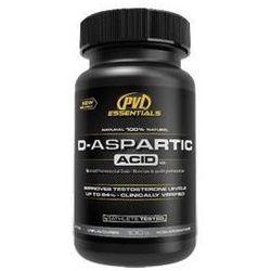 PVL Essentials D-Aspartic ACID 130g