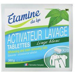 EDL tabletki do wybielania i usuwania plam z tkanin 20 szt EDL harce 15% (-15%)