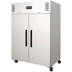 Szafa mroźnicza dwudrzwiowa | biała | 1200L | -10°C do -20°C