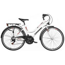 Rower DAWSTAR Cannon Trekker 26 Biały + DARMOWY TRANSPORT! + Zamów z DOSTAWĄ JUTRO! + Wyprzedaż rowerów i skuterów!
