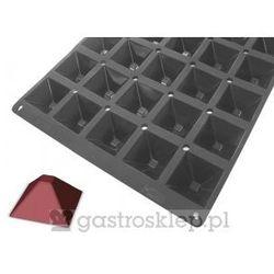 Mata silikonowa Moul'Flex Pro do ciastek - piramid | D-1705-53