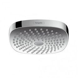 Select Hansgrohe głowica prysznicowa croma select e 180 2jet dn15 biały/chrom - 26524400