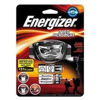 Latarka czołowa ENERGIZER Headlight 3 Led Czarny