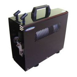 Dwutłokowy kompresor z zbiornikem ciśnieniowym Fengda® AS-196 A