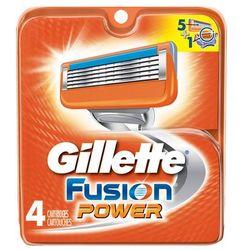 Gillette Fusion Power Ostrza do maszynki 4 szt