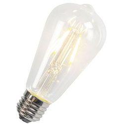 Żarówka Filament LED ST64 4W 2700K przezroczysta