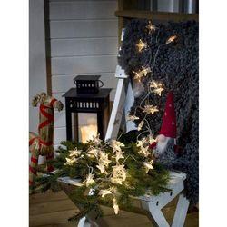 Lampki choinkowe Konstsmide 3761-103, Wewnętrzne, LED, Ciepły biały