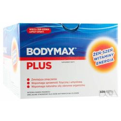 Bodymax Plus 600 tabl tabl. - 600 tabl.