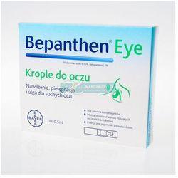 Bepanthen Eye krople do oczu 10 pojemników