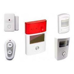 Bezprzewodowy alarm ORNO OR-AB-MH-3005, 4xPIR, 2xPilot, 2xKontaktron, syg. zew.