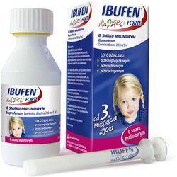 Ibufen Forte (smak malinowy) 40 ml
