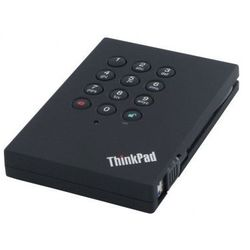 Lenovo ThinkPad Portable Secure Hard Drive 0A65621 2,5'' 1 TB, USB 3.0 - dysk zewnętrzny