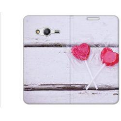 Flex Book Fantastic - Samsung Galaxy Trend 2 Lite - pokrowiec na telefon - lizaki