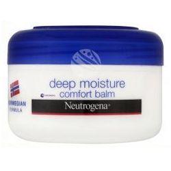 Neutrogena Norwegian Formula Deep Moisture Comfort Balm (W) głęboko nawilżający balsam do twarzy i ciała 200ml