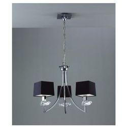 Lampa wisząca AKIRA 3x40W E14 Mantra 0783