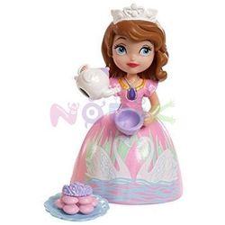 Zosia - Lekcja księżniczki Disney (Zosia i sztuka nalewania herbaty)