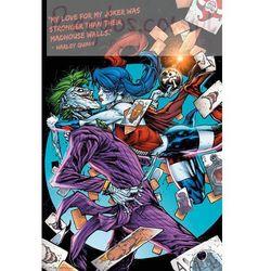 DC Comics Harley Quinn Kiss - plakat