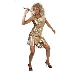Tina Turner M - stroje/przebrania dla dorosłych