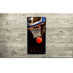 ETUI NA TELEFON HUAWEI P8 LITE - NBA KOSZ