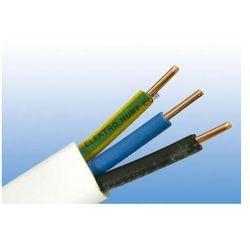 Elektrokabel Przewód instalacyjny płaski 450/750V YDYp 3x1,5
