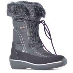 Śniegowce Raintex 550400-N Czarne