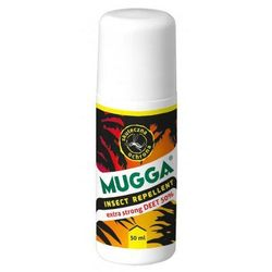 Mugga Strong 50 ml roll-on Mugga DEET 50 % Mleczko repelent