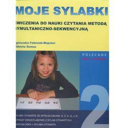 Moje sylabki Ćwiczenia do nauki czytania metodą symultaniczno-sekwencyjną Zestaw 2 (opr. miękka)
