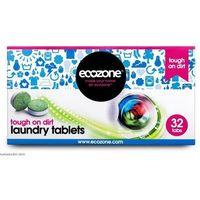 Ecozone tabletki do prania tkanin białych i kolorowych 32 szt