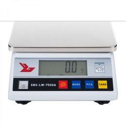 PRECYZYJNA WAGA LCD ZAKRES 7,5kg DOKŁADNOŚĆ 0,1g