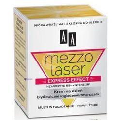 AA Mezzolaser Express Effect (W) krem na dzień błyskawiczne wygładzenie zmarszczek 40ml