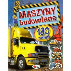 Maszyny budowlane (180 naklejek) (opr. miękka)