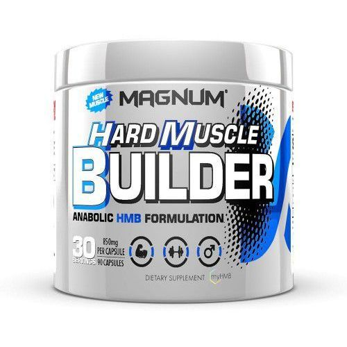 Magnum Nutraceuticals Hard Muscle Builder 90kaps