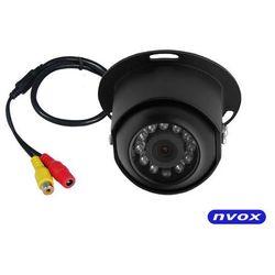 Kamera samochodowa CCD SHARP w metalowej obudowie