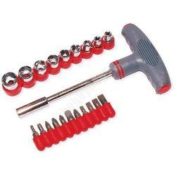 Uchwyt T z końcówkami klucze nasadowe Beast 701220